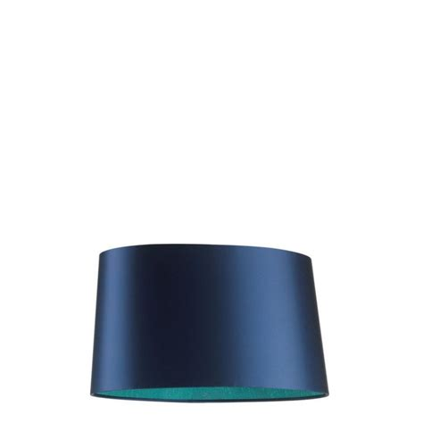 blue glass l shade beautiful navy blue l shades for your table ls with