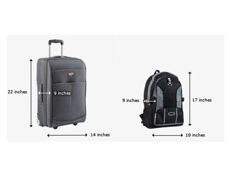 cabin baggage measurements best 25 airline carry on size ideas on carry