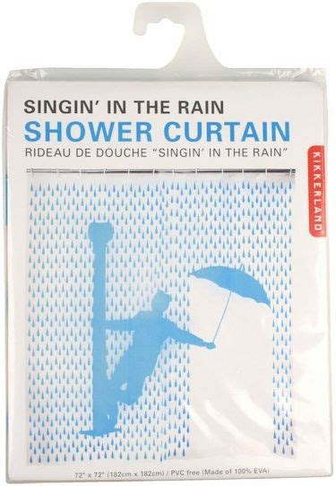 singing in the rain shower curtain 68 best images about products i like on pinterest