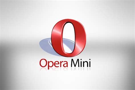 opera mini  supports video downloads