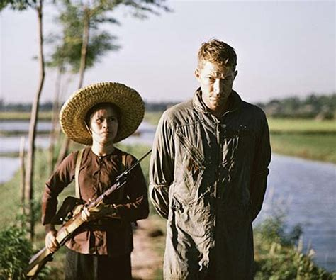 Film Blue Vietnam   american airman dewey wayne waddell held prisoner in