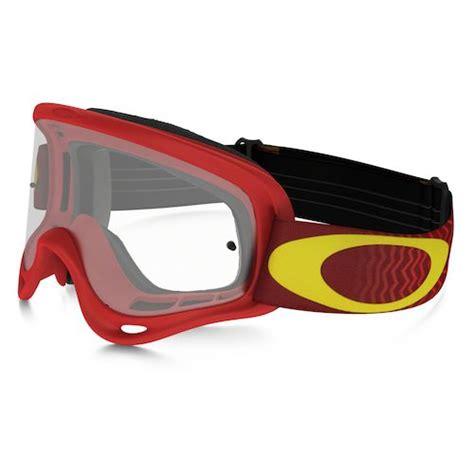 youth motocross goggles oakley youth xs o frame mx goggles revzilla