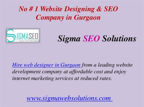 Seo Company 1 by Web Designing Company In Gurgaon Seo Services Gurgaon