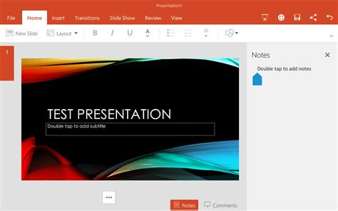 layout in android ppt microsoft powerpoint for android download