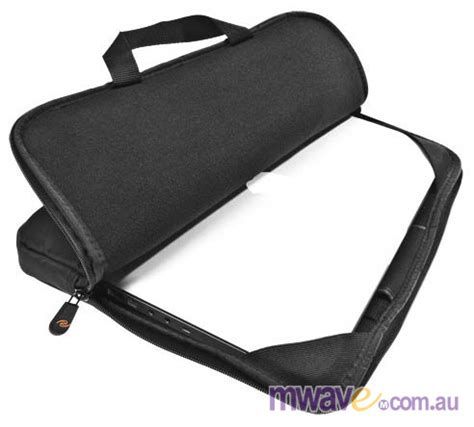 Everki Ekf808s15 Commute 15 4 Black everki ekf808s15 commute 15 4 quot laptop and document sleeve ekf808s15 mwave au