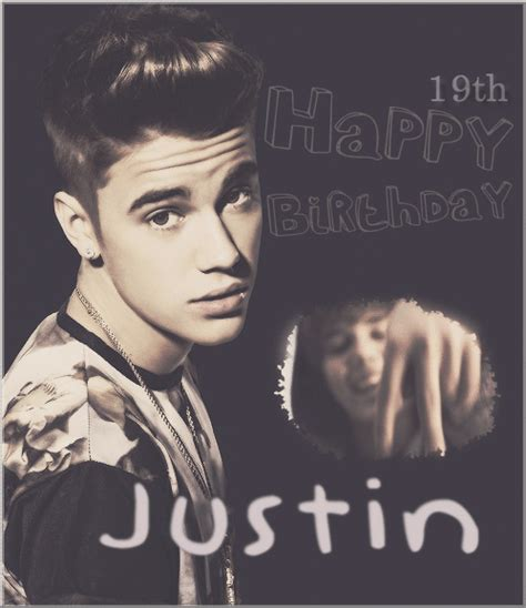 justin bieber happy birthday 03 21 happy 19th birthday justin bieber justinbieberzone com