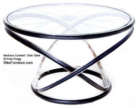 Bike Furniture by Recycled Bike Furniture Design By Andri Gregg