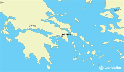 where is greece where is greece located in the world