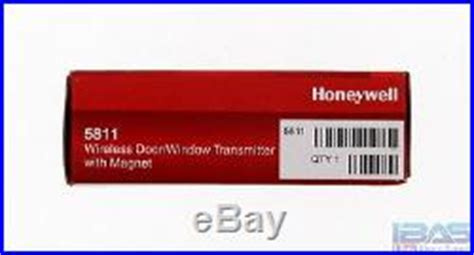 honeywell ademco adt  wireless door window thin