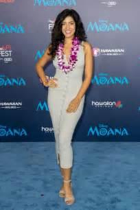 Vanity Charlotte Melissa Fumero Moana Film Premiere In Los Angeles 11