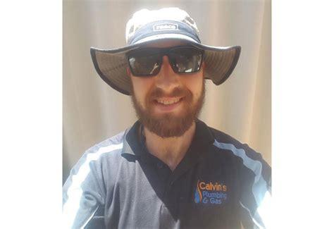 Reece Plumbing Near Me by Plumber In Butler Sun Safe With Reece Plumbing Hat