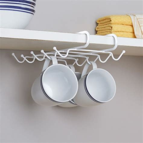 cabinet coffee mug rack top 25 best mug rack ideas on coffee mug