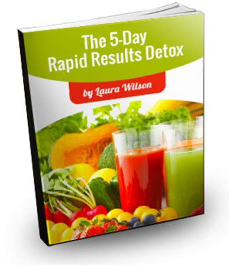 Rapid Detox Program by After The Line