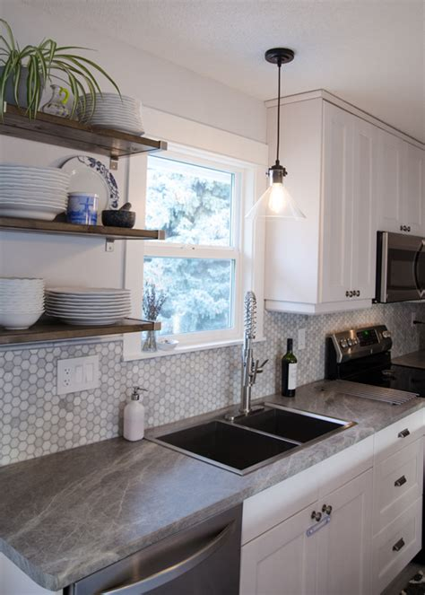 Budget Kitchen Countertops by Small Budget Friendly Kitchen Countertops For 3 000