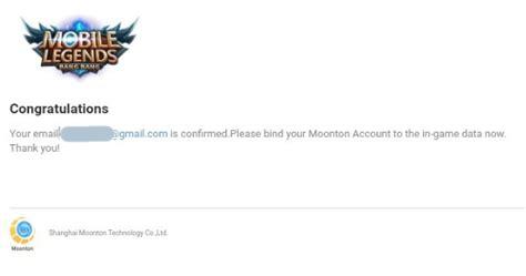 membuat akun moonton mobile legend cara membuat akun moonton bind dan unbind moonton mobile