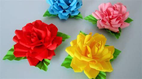 imagenes de rosen up rosen aus notizzetteln diy youtube