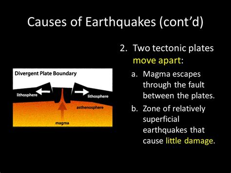earthquake causes earthquakes ppt video online download