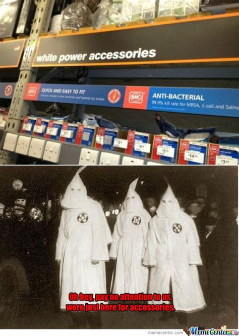 White Power Meme - white power accessories by mafu meme center