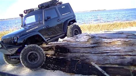 beach jeep wrangler rc84films jeep wrangler rubicon beach run youtube