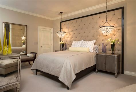 headboard bedroom ideas delightful tufted headboard beds decorating ideas images