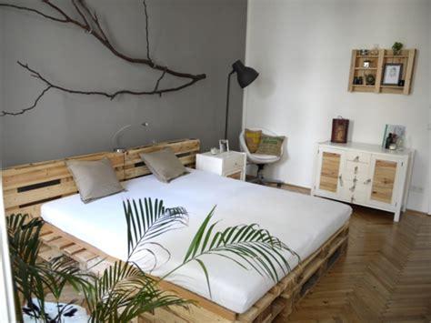 kopfteil palettenbett quarto de paletes casa de valentina