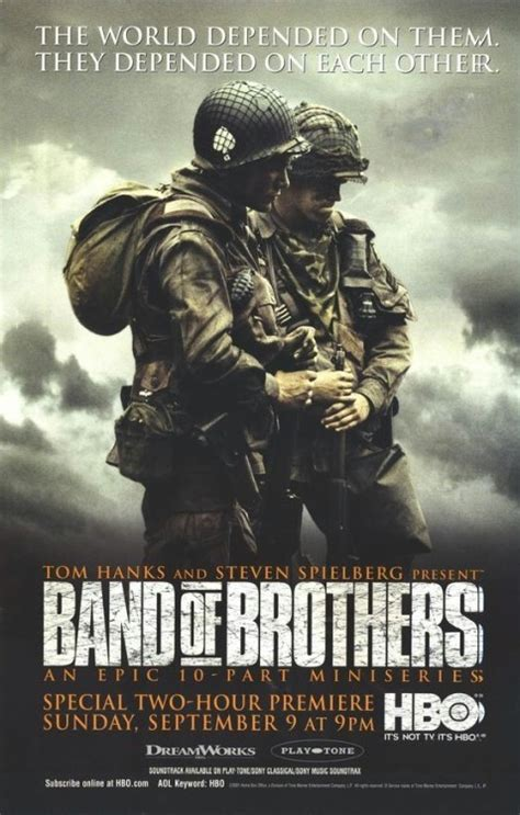 film seri band of brothers band of brothers tv poster 4 of 6 imp awards