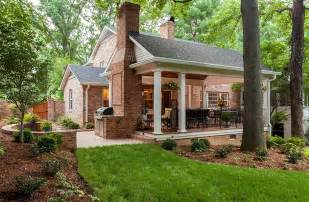 backyard porch 7 tips for designing the best outdoor kitchen porch advice