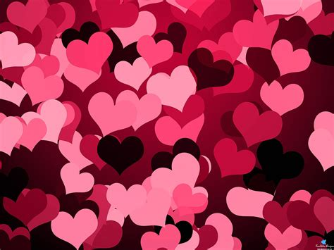 pattern background hearts heart patterns background hq free download 1137