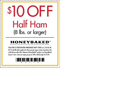 Honeybaked Ham Gift Card Kroger - honeybaked coupon coupon valid
