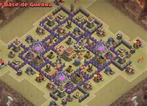 clash of clan 8 town hall war base epic town hall 8 trophy base war base clash of clans