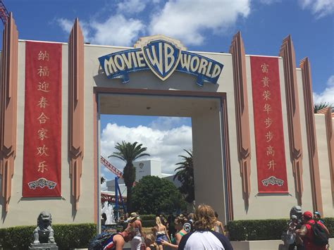 movieworld gold coast brisbane by denise h c
