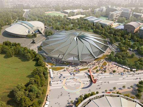 Concert Hall To Replace Olympic Arena Project Ods