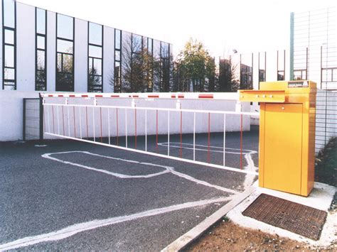 parking gates buildipedia