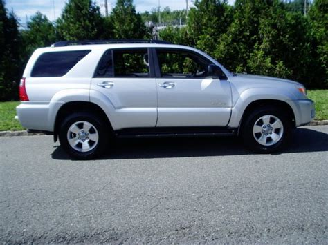 Used Toyota 4runner 4x4 For Sale Toyota 4runner 4x4 Sr5 N A Used For Sale