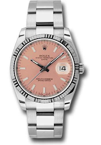 Promo Jam Tangan Rolex rolex 115234 pso date 34mm fluted bezel oyster bracelet