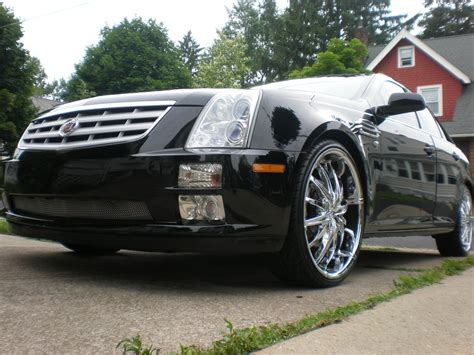 Cadillac Sts Horsepower by Mcmichaelad 2005 Cadillac Sts Specs Photos Modification