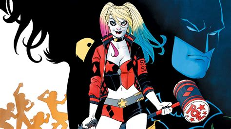 harley quinn at high dc books harley quinn 1 dc