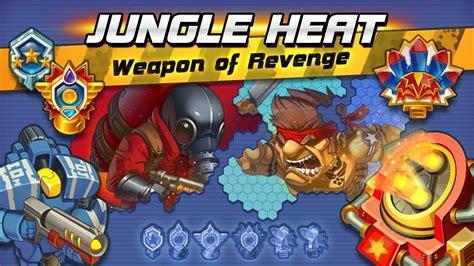 download game jungle heat mod apk jungle heat weapon of revenge apk v1 9 9 mod online
