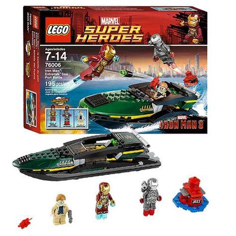 lego iron sea battle lego iron 3 76006 extremis sea battle lego