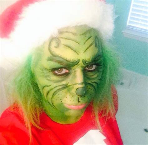 zombie grinch tutorial 65 best makeup by me images on pinterest halloween