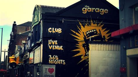 The Garage Club Glasgow by Glasgow Garage Hits 20 Years Of Gigs And Club Nights On