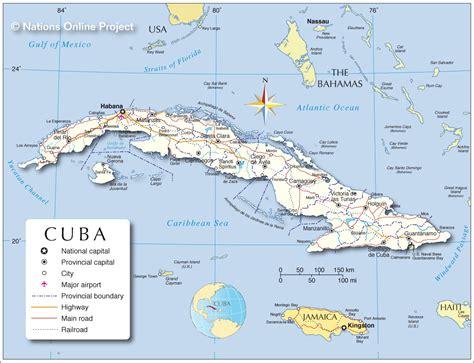 america map cuba cuba participatory local democracy