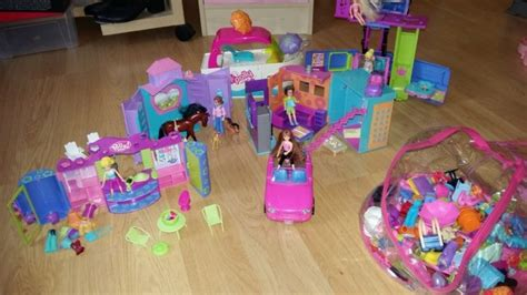Polly Set by Polly Pocket Sets For Sale In Artane Dublin From Anitamce