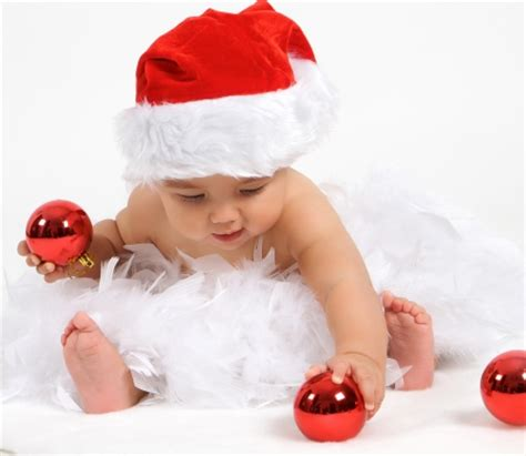 6 month christmas photos baby santa photography abstract background wallpapers on desktop nexus image 1623522