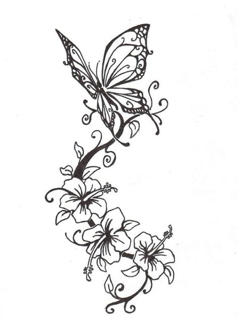 25 trending flower tattoo designs ideas on pinterest