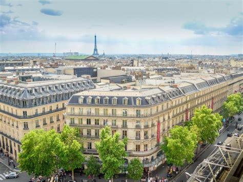 Le boulevard Haussmann et ses grands magasins Guide Tourisme & Vacances
