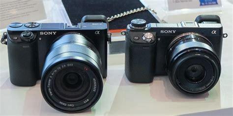 Kamera Mirrorless Sony Alpha A6000 menjajal a6000 mirrorless quot terkencang quot dari sony kompas