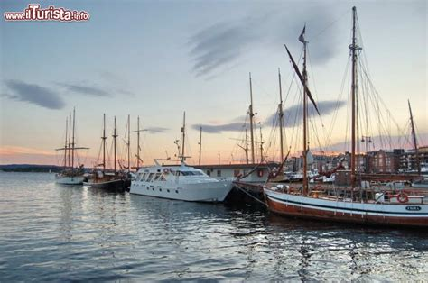 porto di oslo barche a vela nel porto di oslo guarda tutte le foto