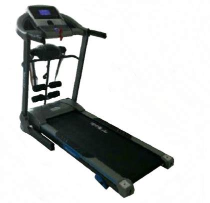 Treadmill Elektrik Tl 607 1 5hp 3 Fungsi Murah Bisa Cod gudang alat fitnes 081234827097 bb 536e5c45