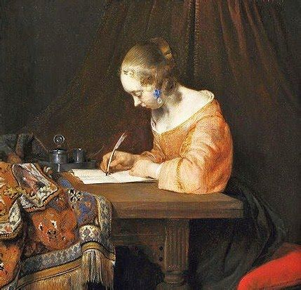 send a letter it s about time 1600s reading writing letters 1617